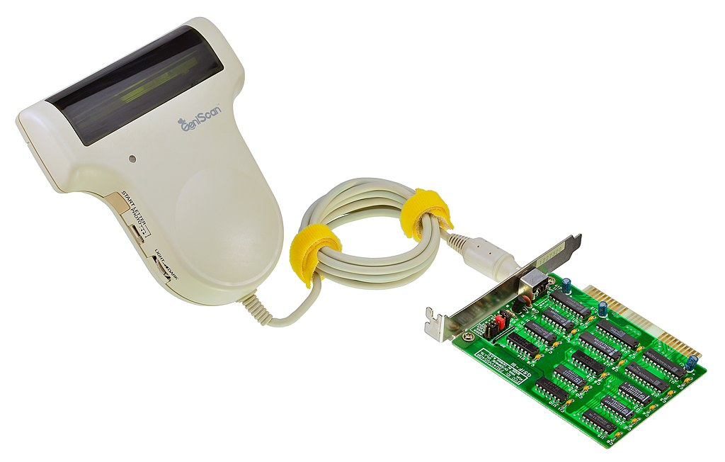GeniScan GS-4500 Håndscanner