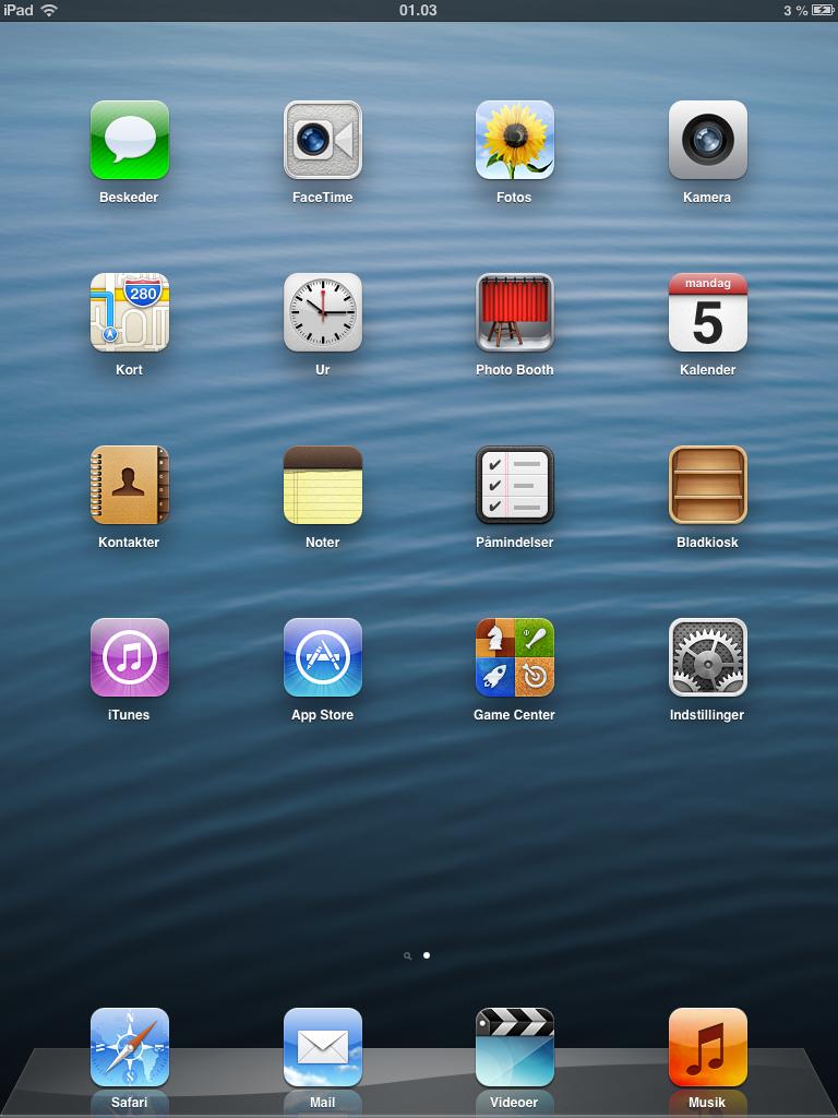 iOS 6 - 2012