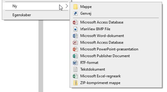 Det indbyggede ZIP-komprimeringsværktøj i Windows 10