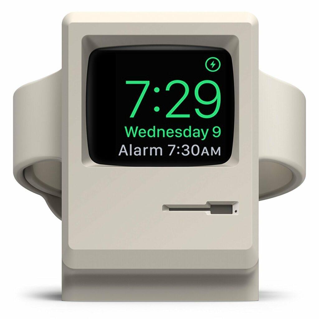 Elgato W3 Stand - Retro holder til Apple Watch
